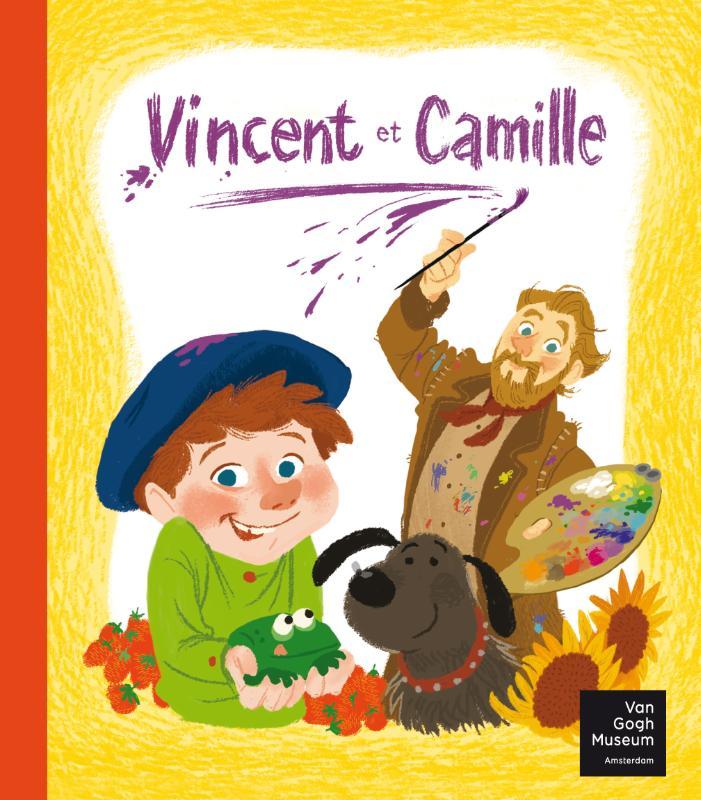 Cover Vincent et Camille