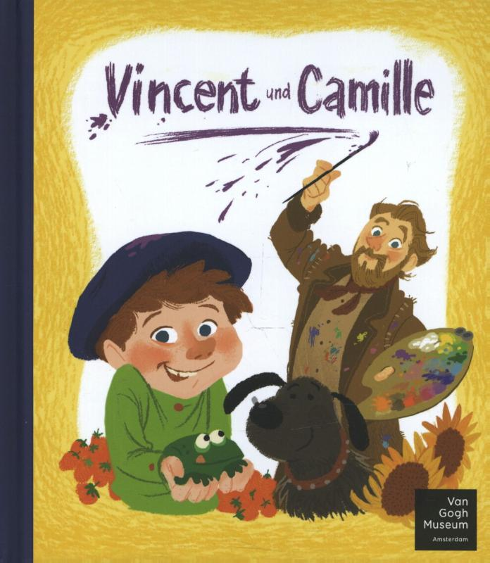 Cover Vincent und Camille