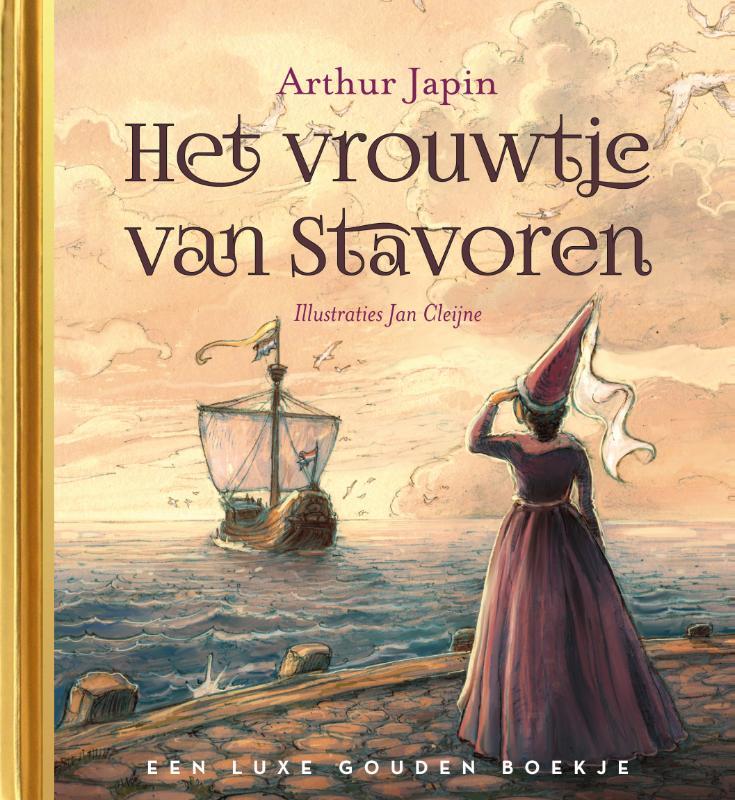 Cover Het Vrouwtje van Stavoren