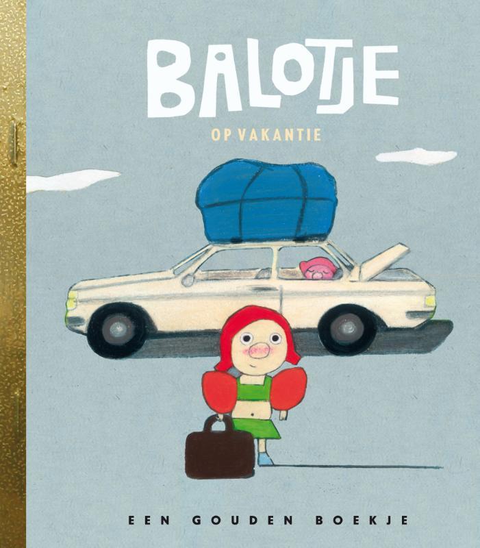 Cover Balotje op vakantie