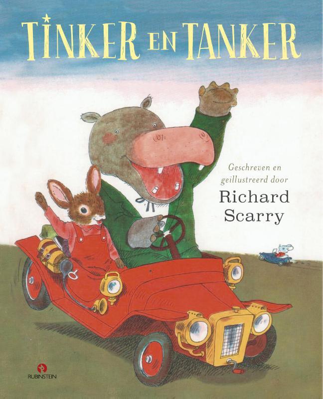 Cover Tinker en Tanker