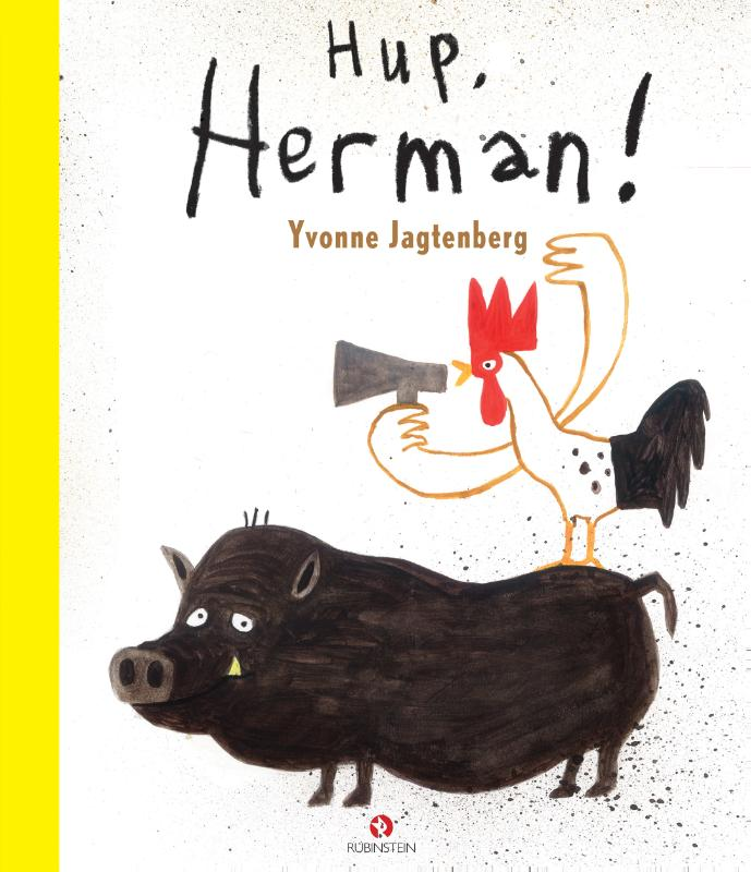 Cover Hup Herman!