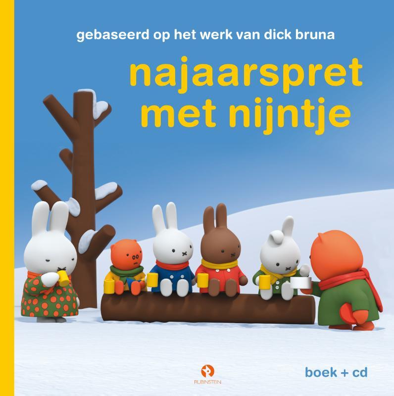 Cover Najaarspret met nijntje