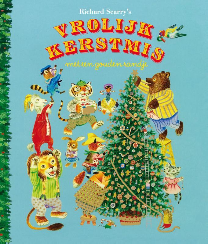 Cover Vrolijk Kerstmis