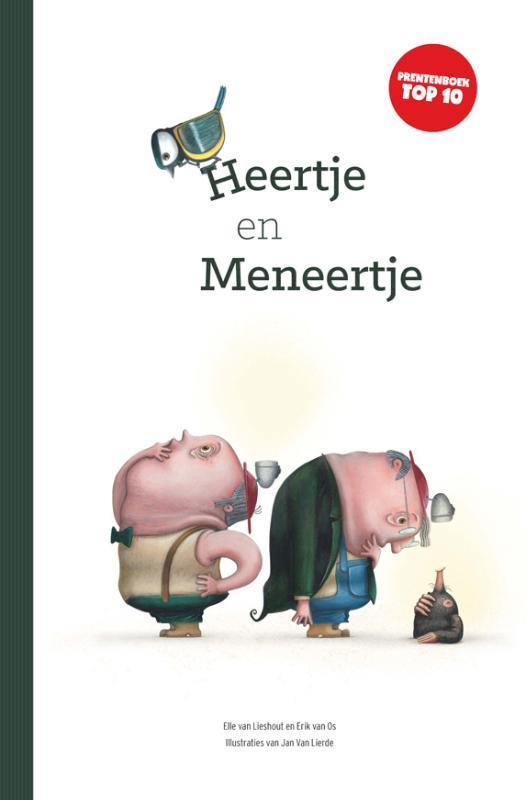 Cover Heertje en Meneertje