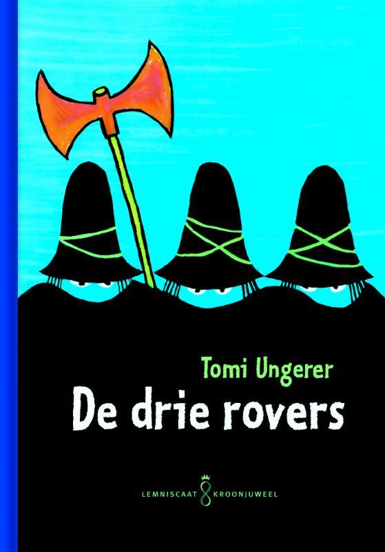 Cover De drie rovers