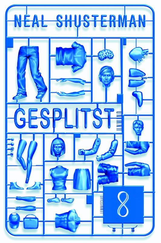 Cover Gesplitst
