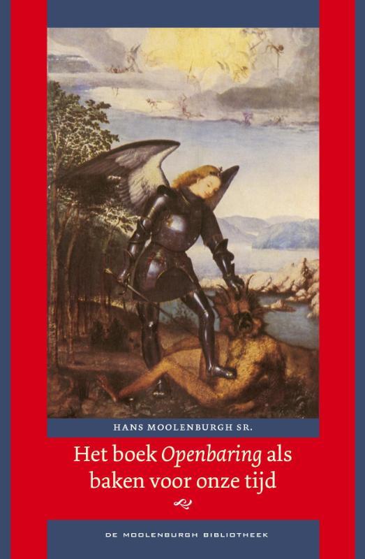 Cover Het boek Openbaring als baken voor onze tijd