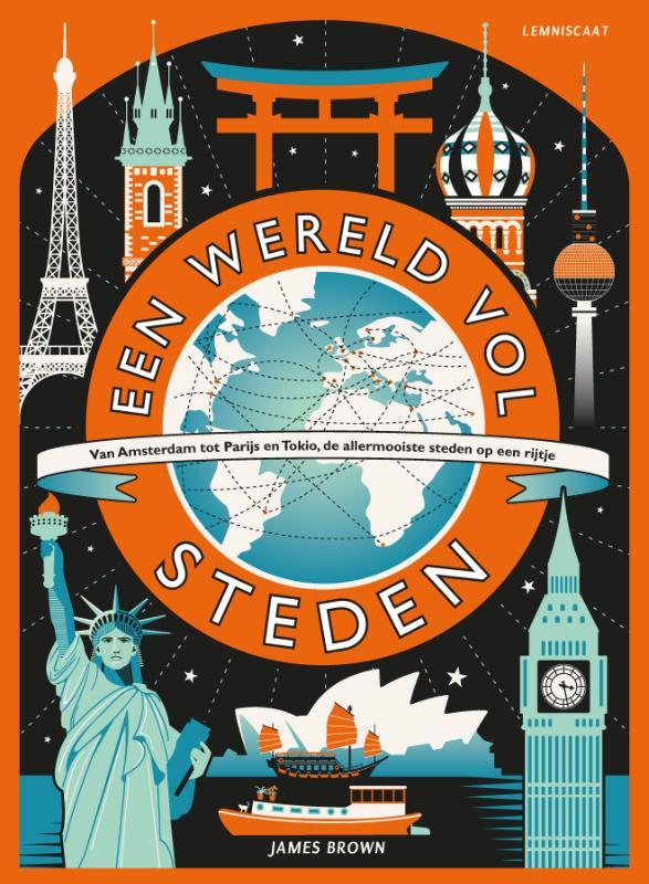 Cover Een wereld vol steden