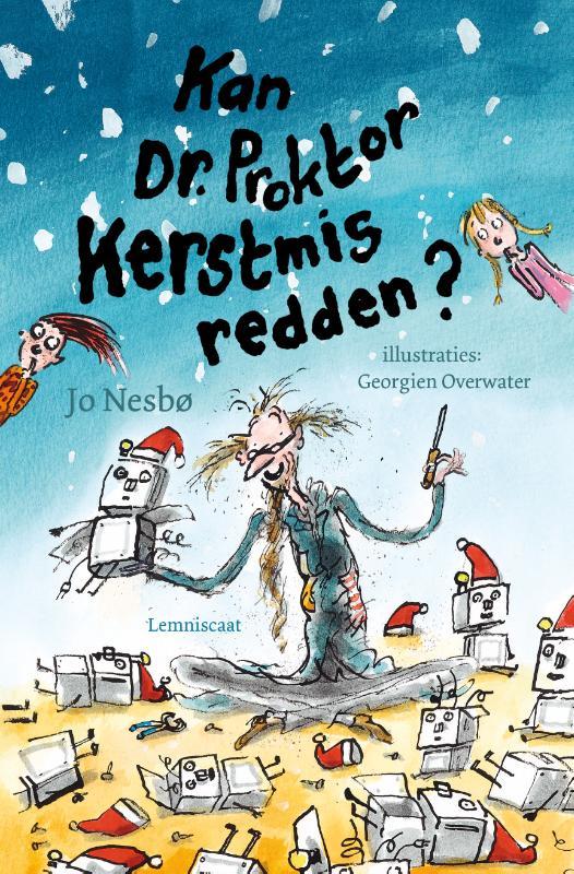 Cover Kan Dr. Proktor kerstmis redden?