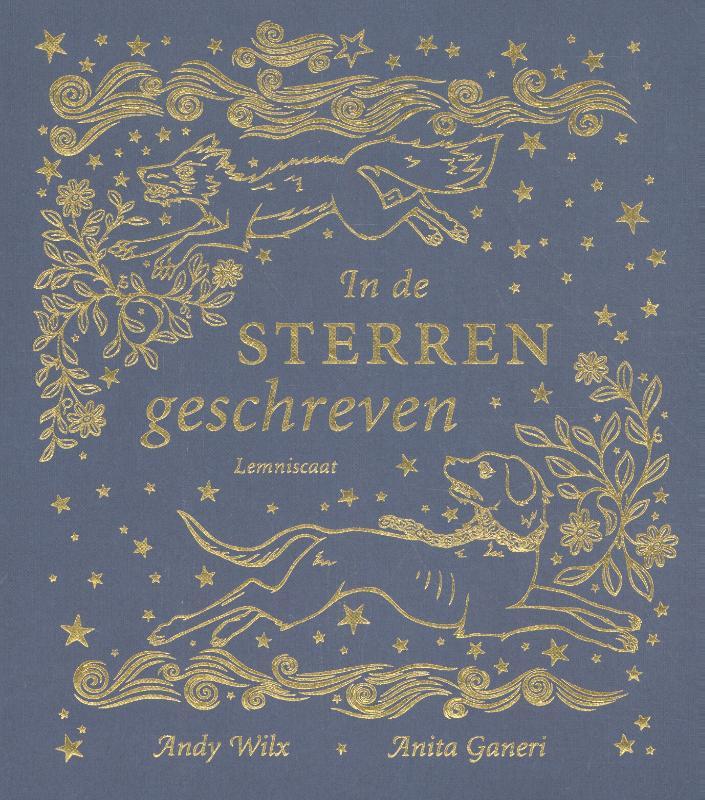 Cover In de sterren geschreven