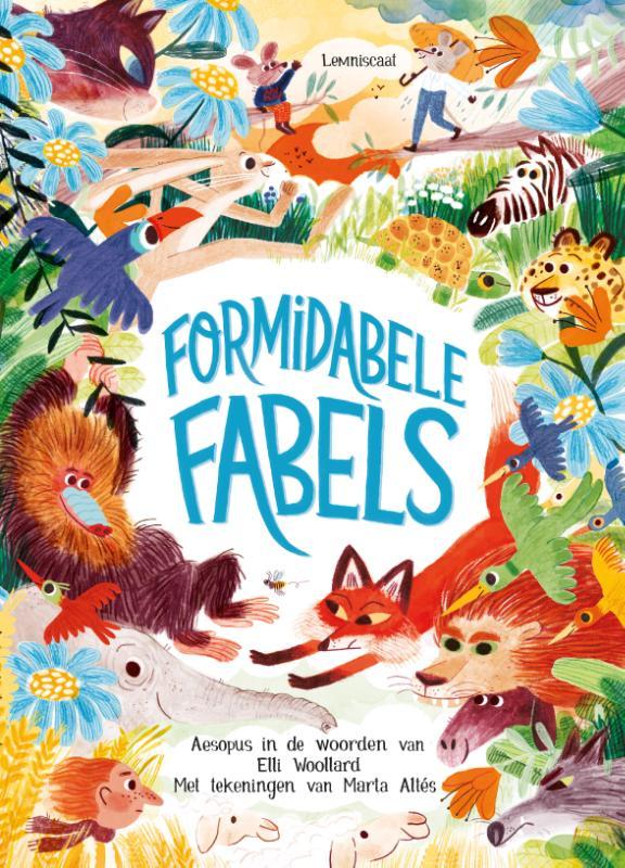 Cover Formidabele fabels