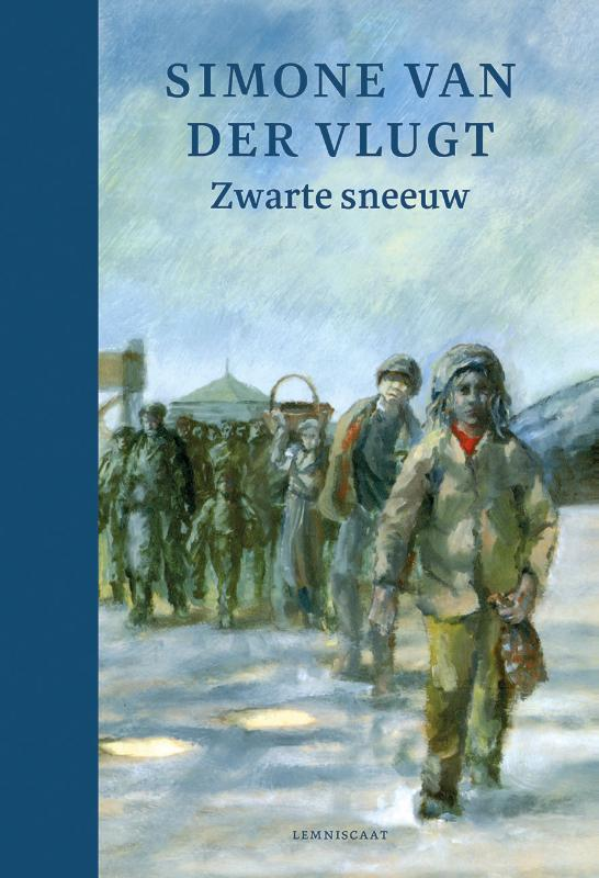 Cover Zwarte sneeuw