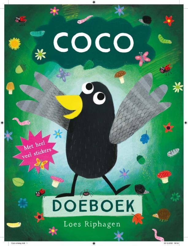 Cover Coco doeboek