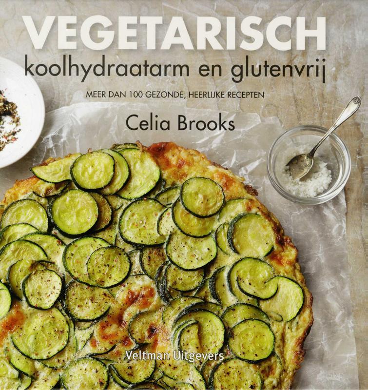 Cover Vegetarisch, koolhydraatarm en glutenvrij