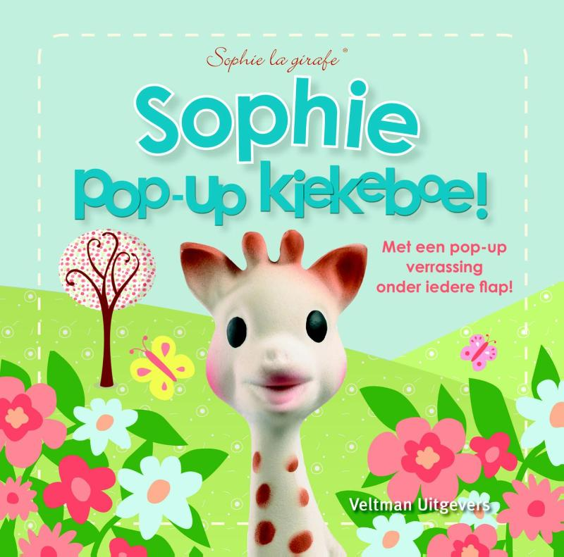 Cover Sophie Pop-up Kiekeboe!