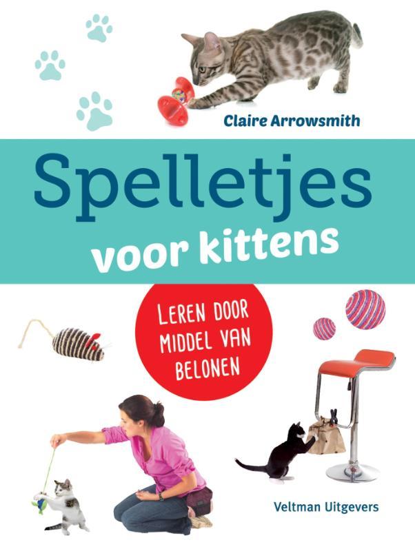 Cover Spelletjes voor kittens