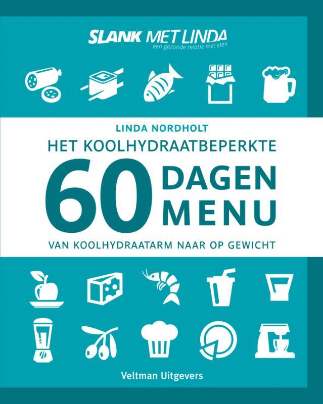 Cover Het koolhydraatbeperkte 60 dagen menu
