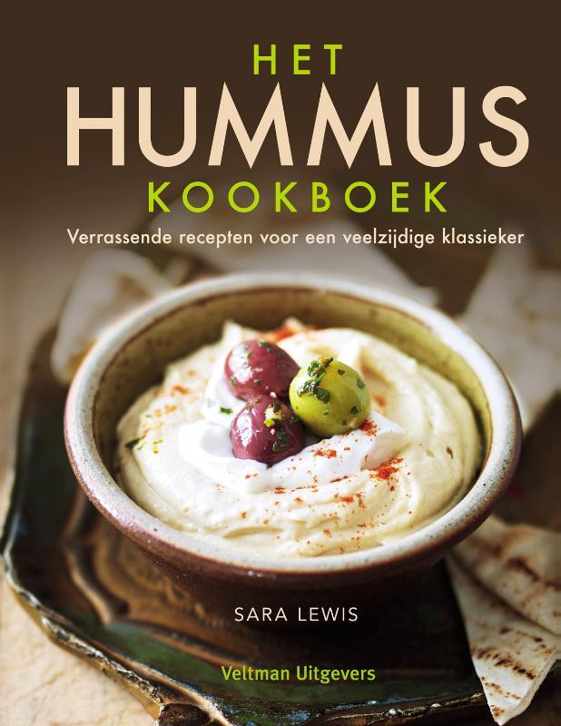 Cover Het Hummus kookboek