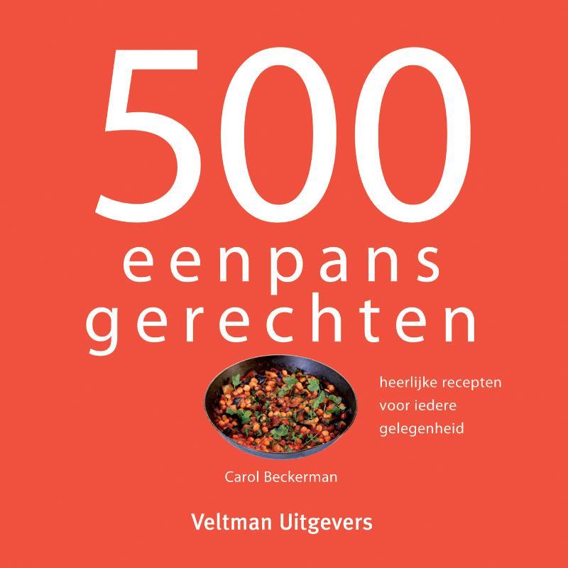 Cover 500 eenpansgerechten