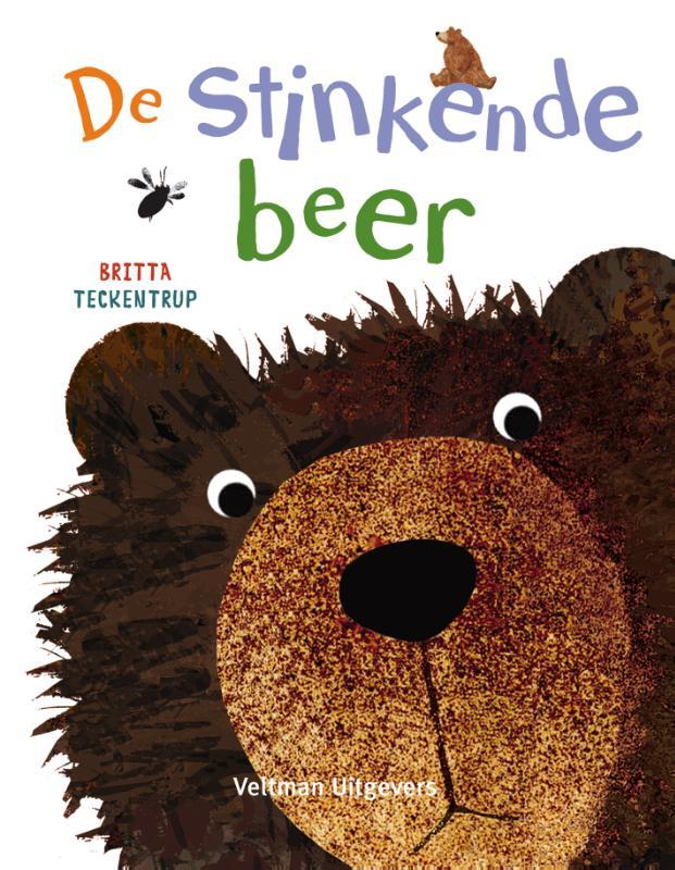 Cover De stinkende beer