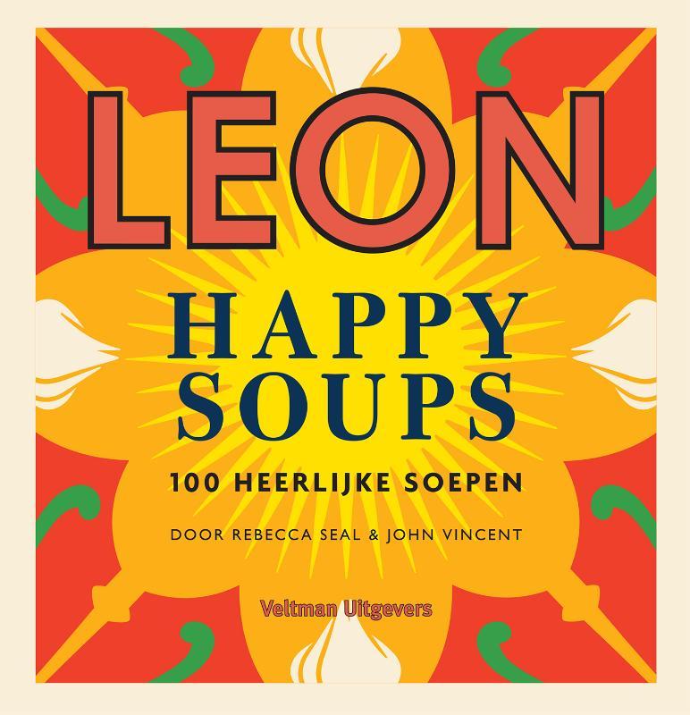Cover LEON Happy Soups