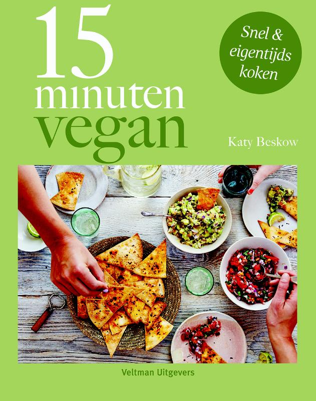 Cover 15 minuten vegan