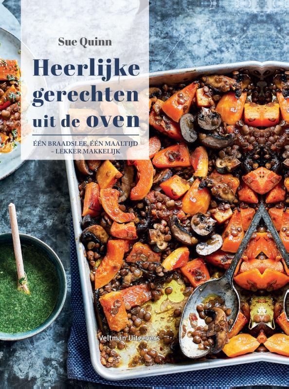 Cover Heerlijke gerechten uit de oven