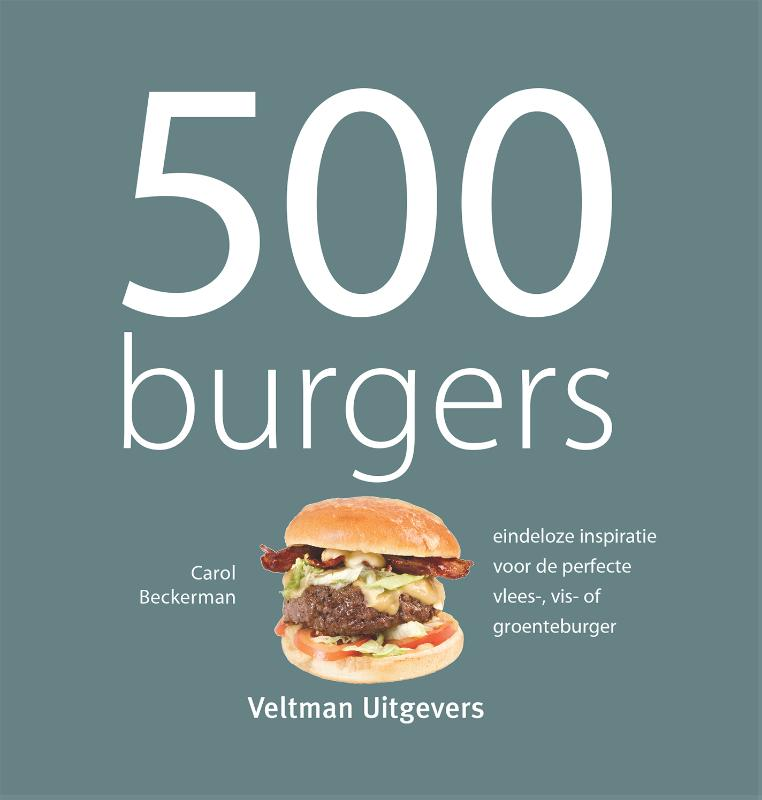 Cover 500 Burgers