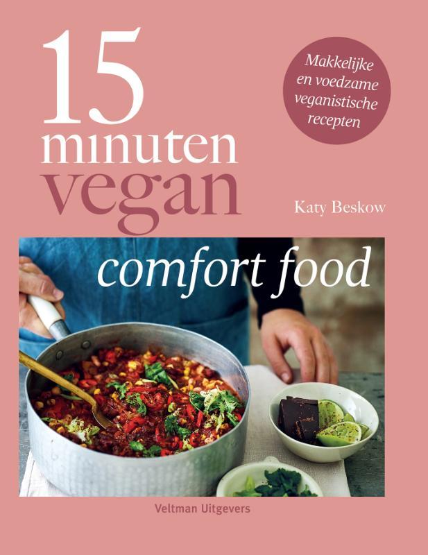 Cover 15 minuten vegan