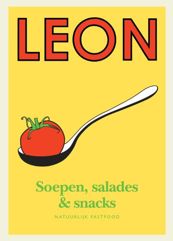 Cover Leon Soepen, salades & snacks