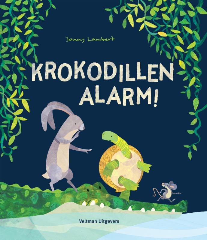 Cover Krokodillen-alarm!