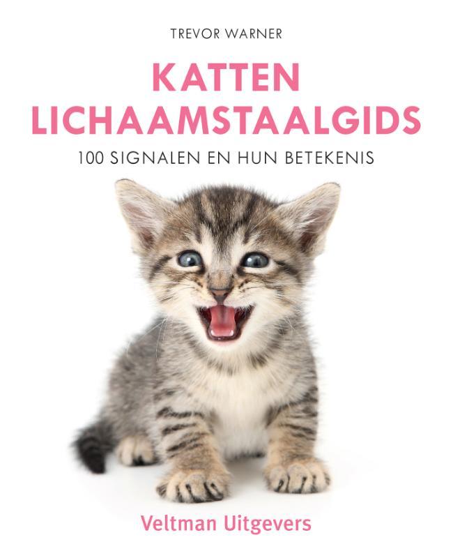 Cover Katten lichaamstaalgids