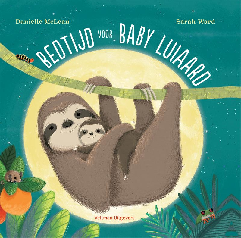 Cover Bedtijd voor Baby Luiaard