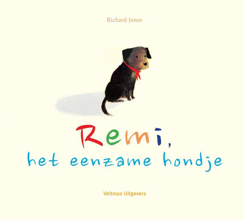 Cover Remi, het eenzame hondje
