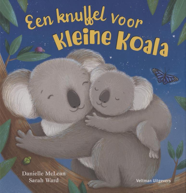 Cover Een knuffel voor Kleine Koala