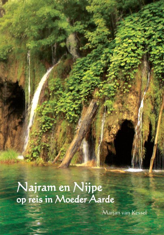 Cover Najram en Nijpe op reis in Moeder Aarde
