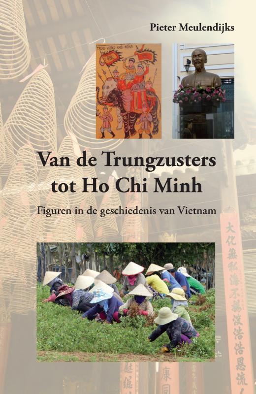 Cover Van de Trungzusters tot Ho Chi Minh
