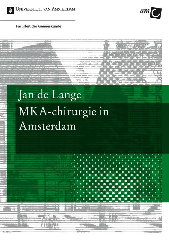Cover MKA-chirurgie in Amsterdam