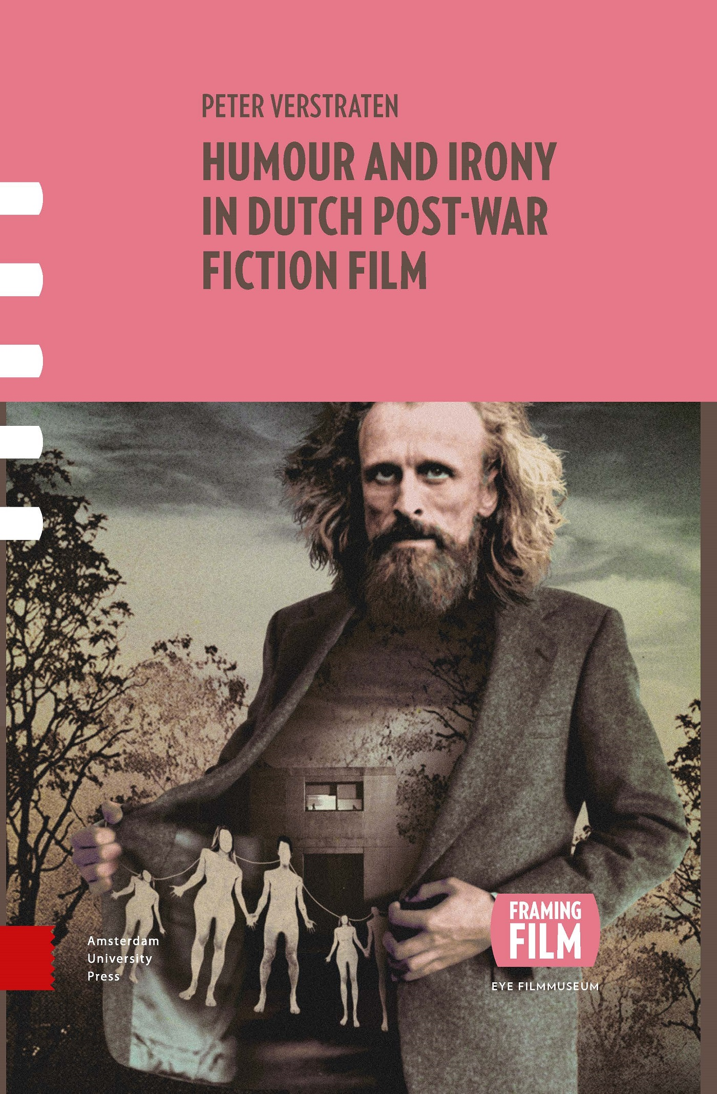 Cover Humour and irony in Dutch post-war fiction film