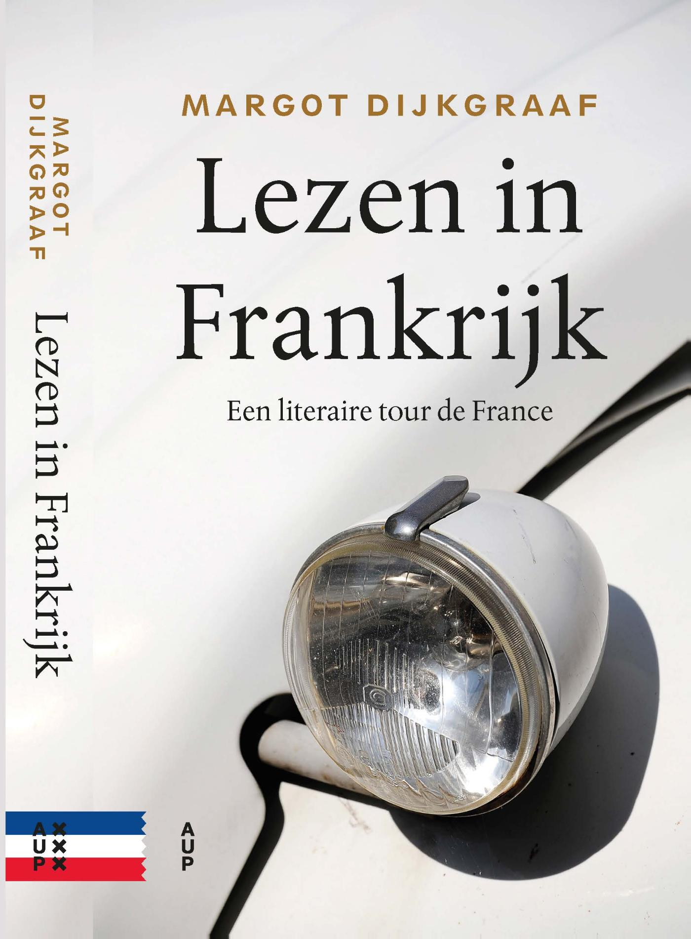 Cover Lezen in Frankrijk