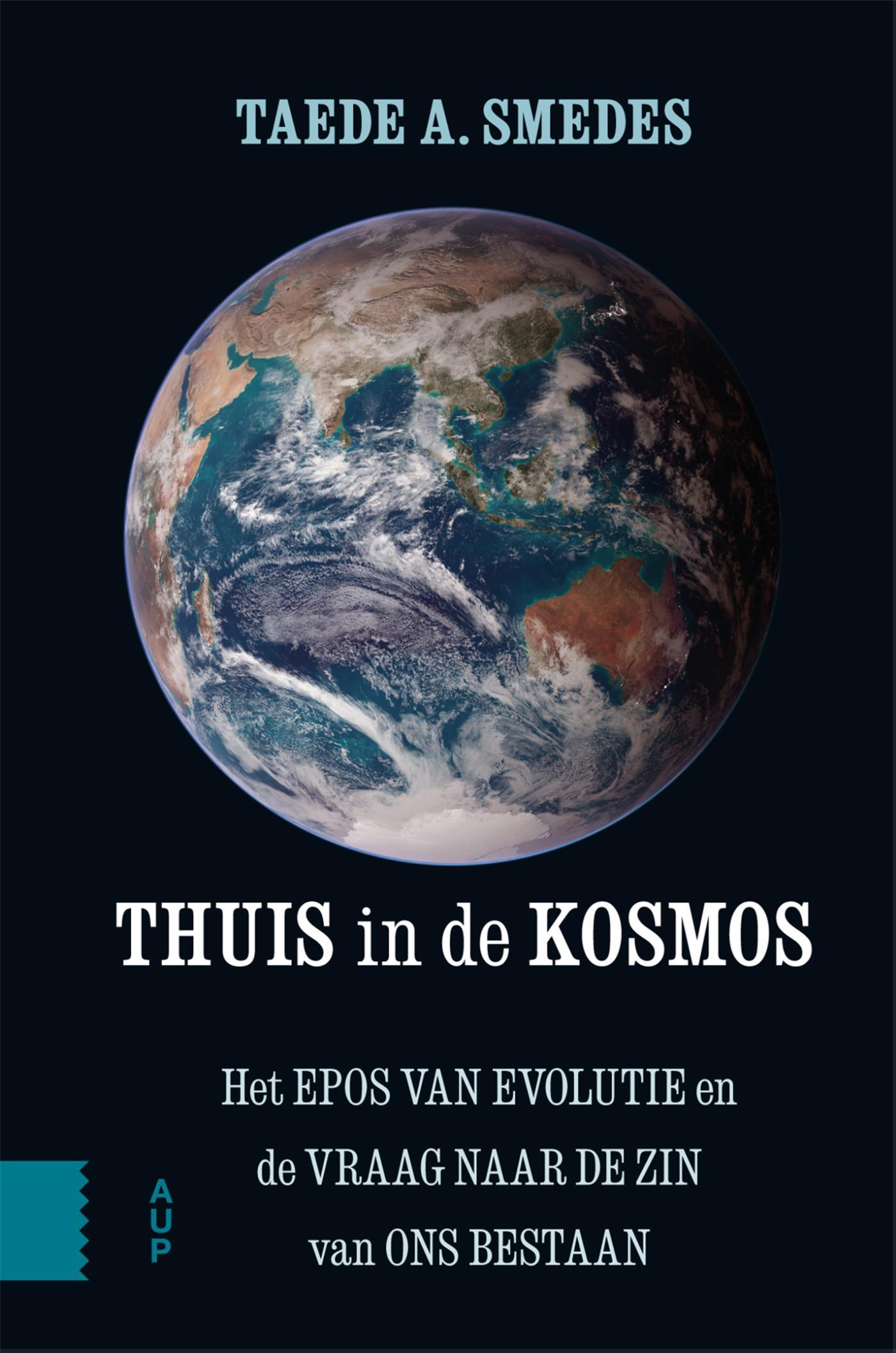 Cover Thuis in de kosmos