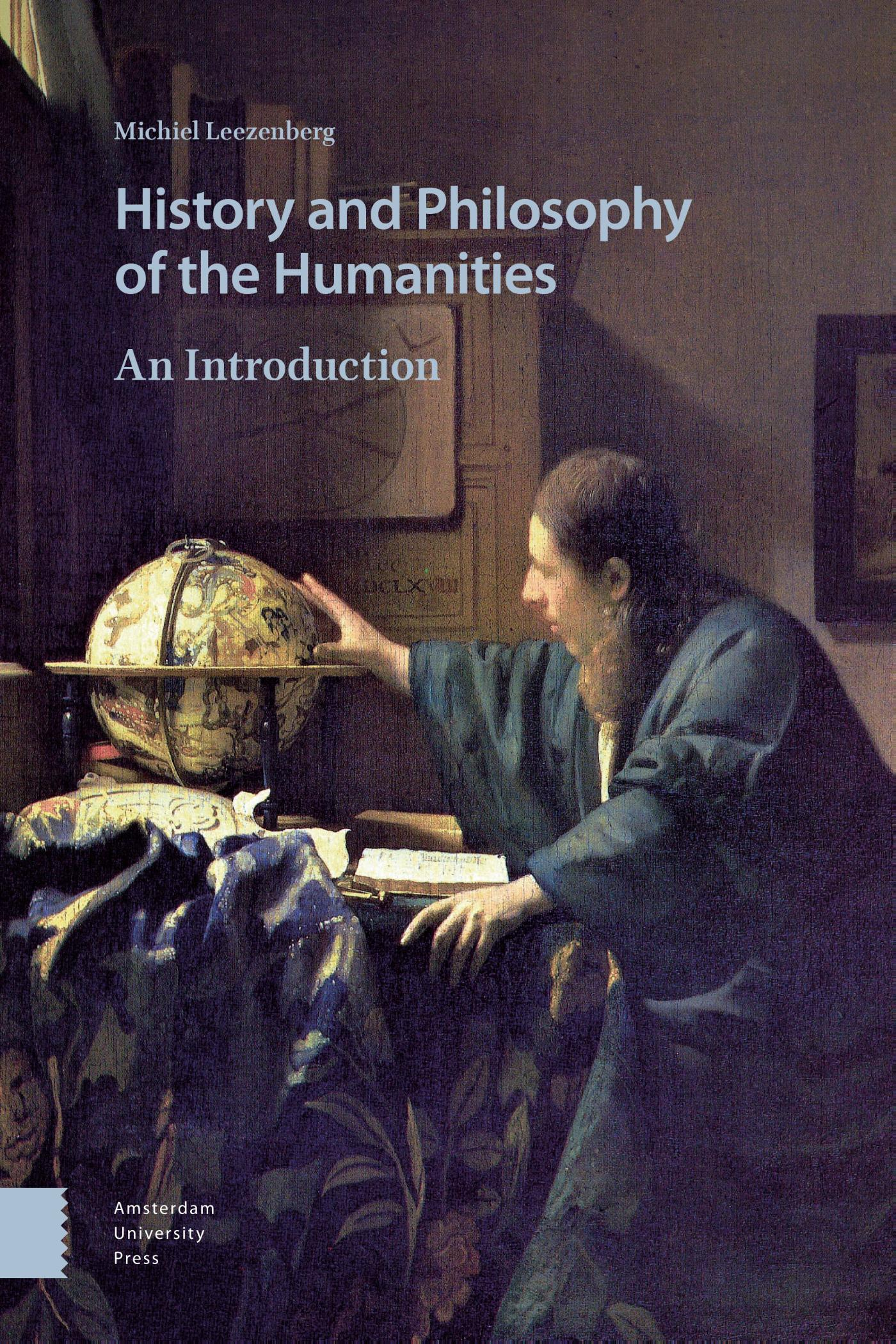 Cover History and Philosophy of the Humanities