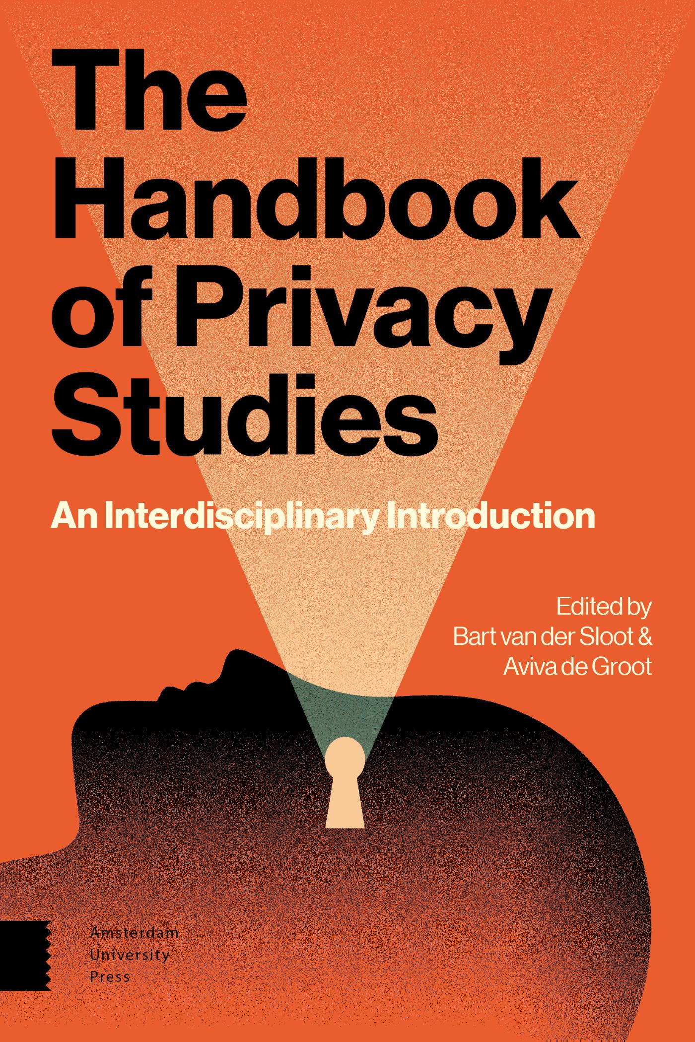 Cover The Handbook of Privacy Studies