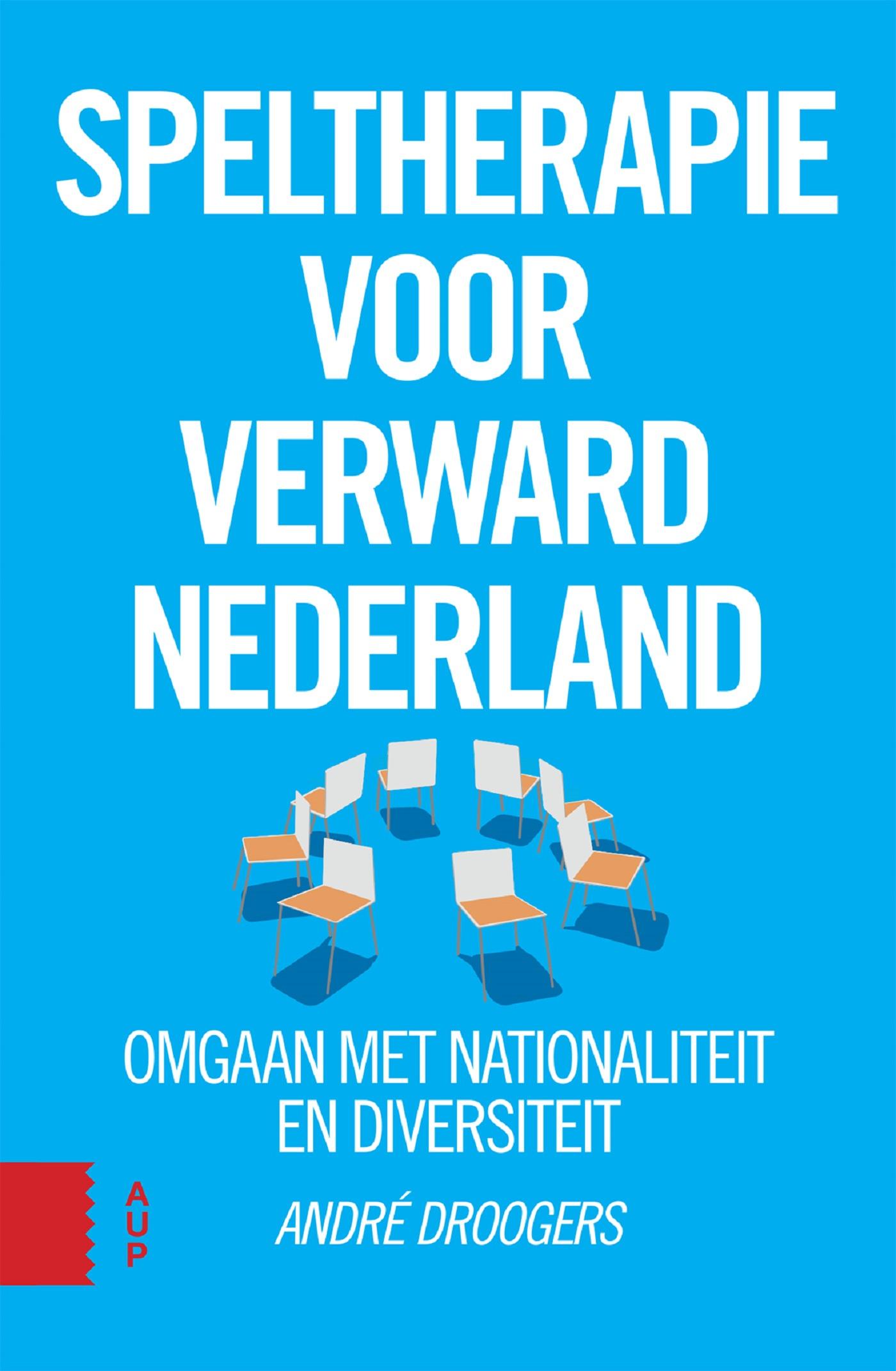 Cover Speltherapie voor verward Nederland