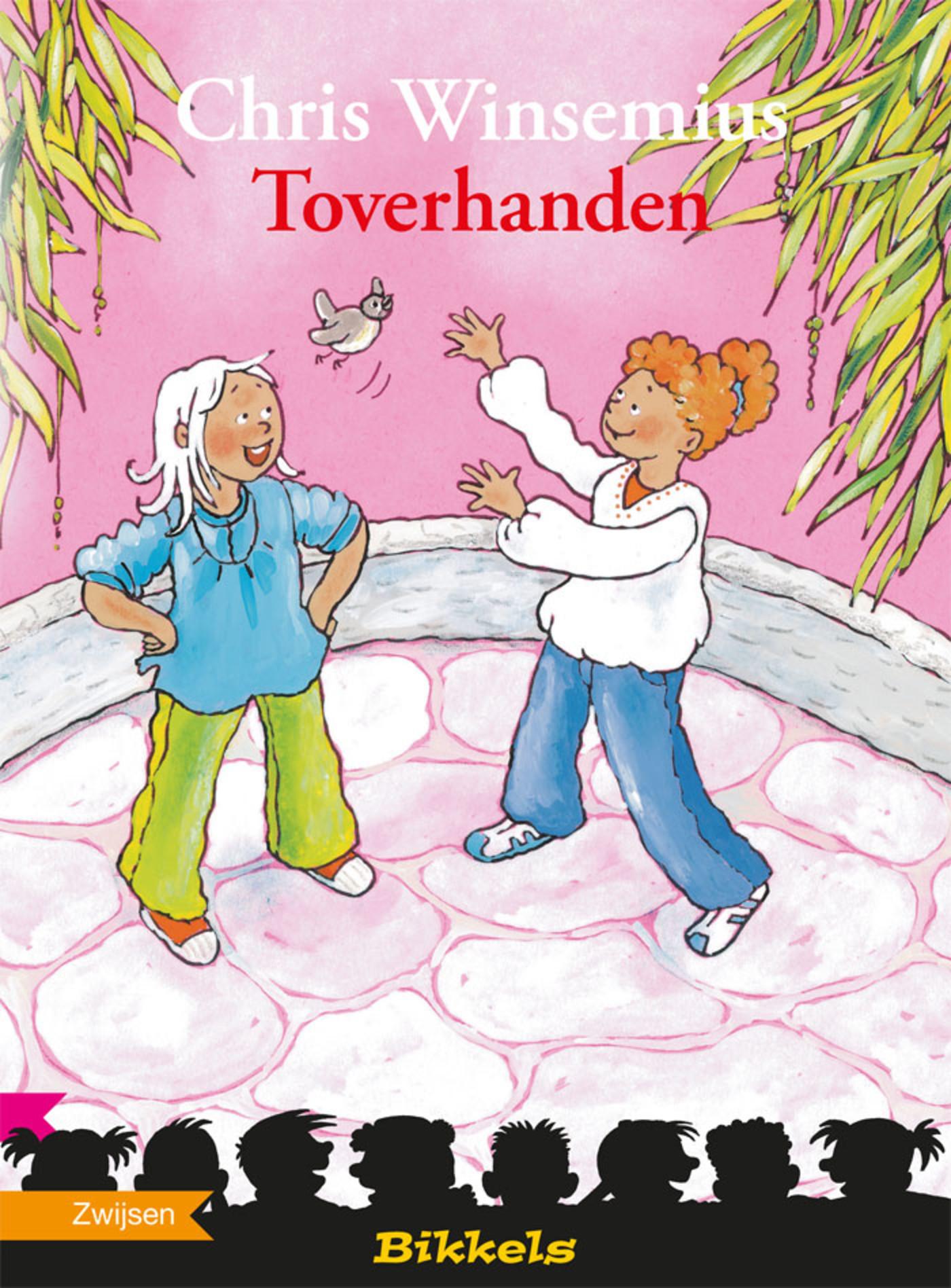 Cover TOVERHANDEN