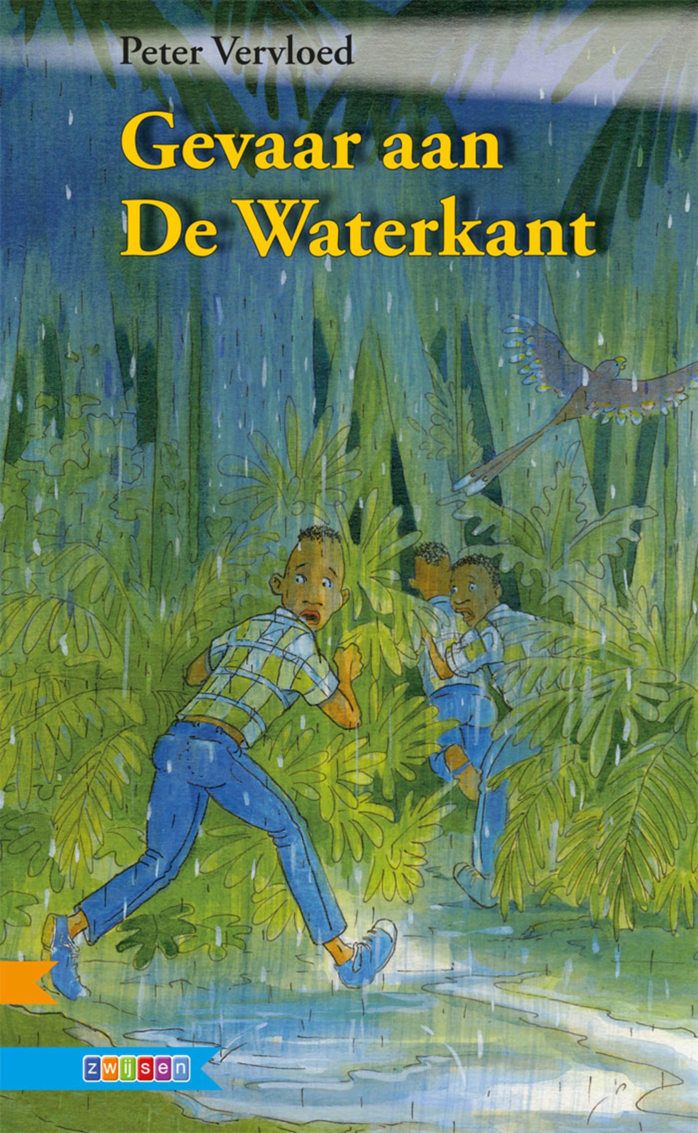 Cover GEVAAR AAN DE WATERKANT
