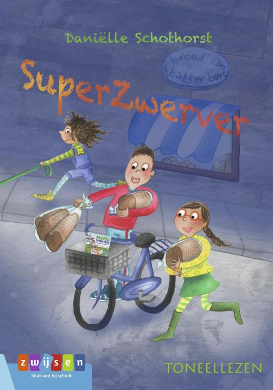 Cover SuperZwerver
