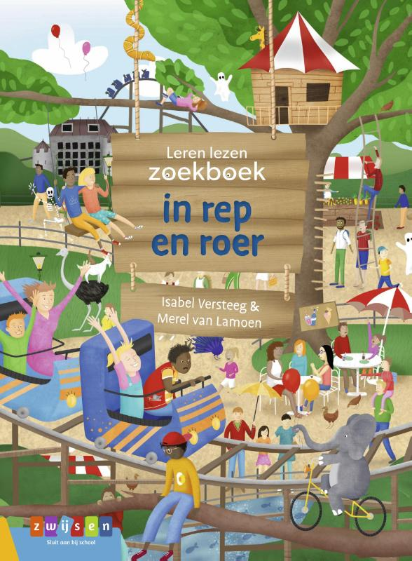 Cover in rep en roer