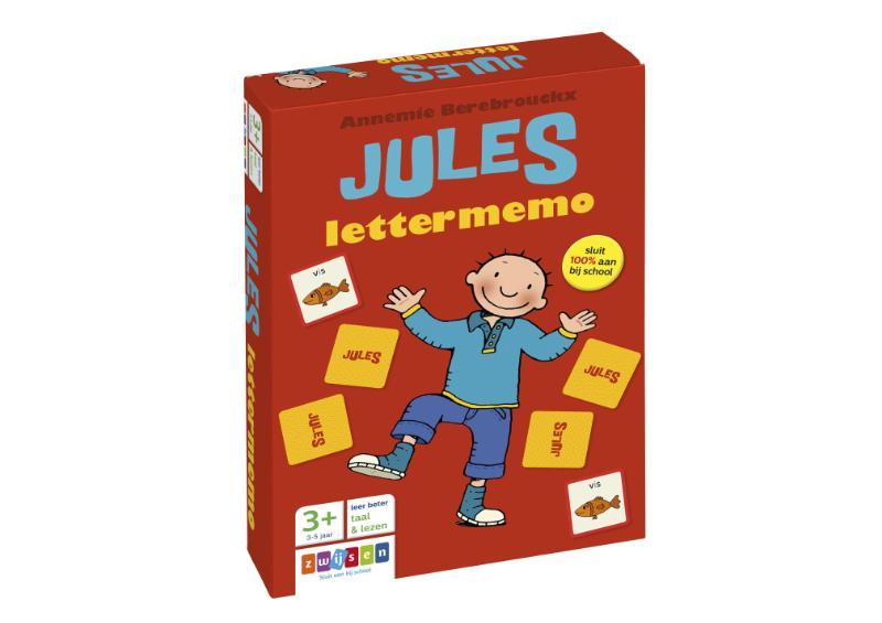 Cover Jules lettermemo